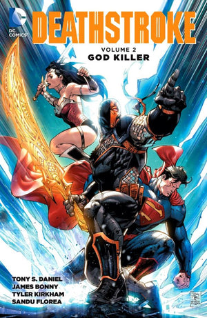 Deathstroke (2014) Volume 2: God Killer