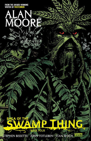 Saga of the Swamp Thing Book 4