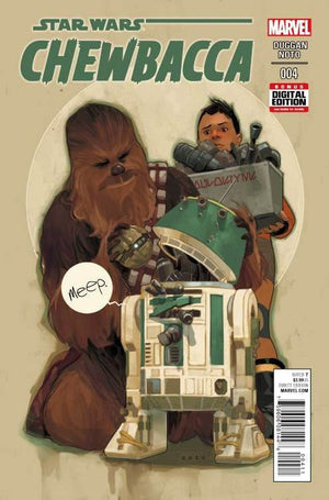Star Wars: Chewbacca #4 (of 5)