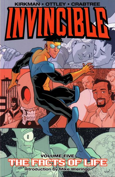 Invincible Volume 05: The Facts of Life