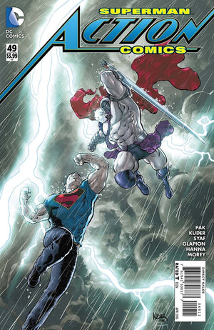 Action Comics (The New 52) #49