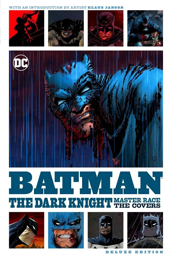 Batman: The Dark Knight III - The Master Race: The Covers HC