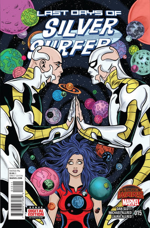 Silver Surfer (2016) #15