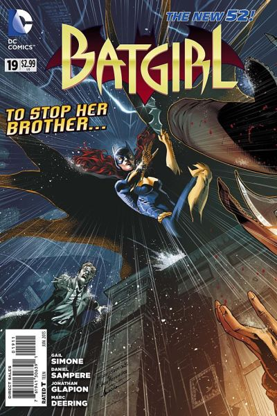 Batgirl (The New 52) #19
