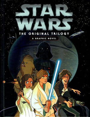 Star Wars: The Original Trilogy - A Graphic Novel HC
