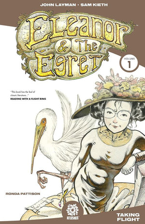 Eleanor & The Egret Volume 1