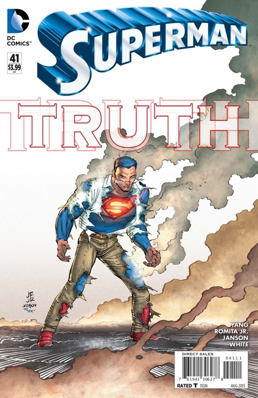 Superman (The New 52) #41