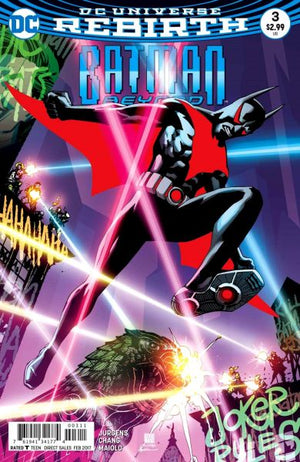 Batman Beyond #03 (DC Universe Rebirth)