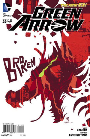 Green Arrow (The New 52) #33
