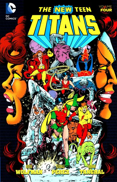 New Teen Titans Volume 04