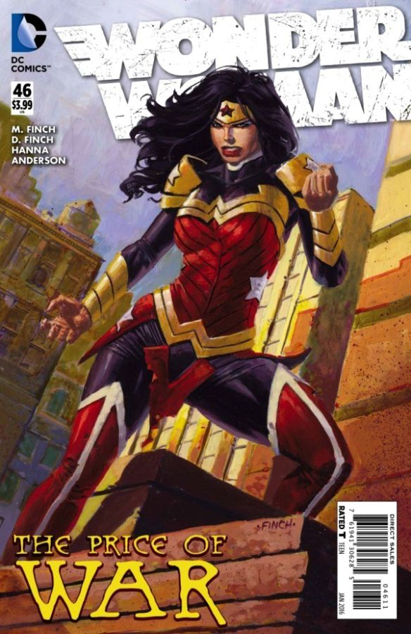 Wonder Woman (The New 52) #46