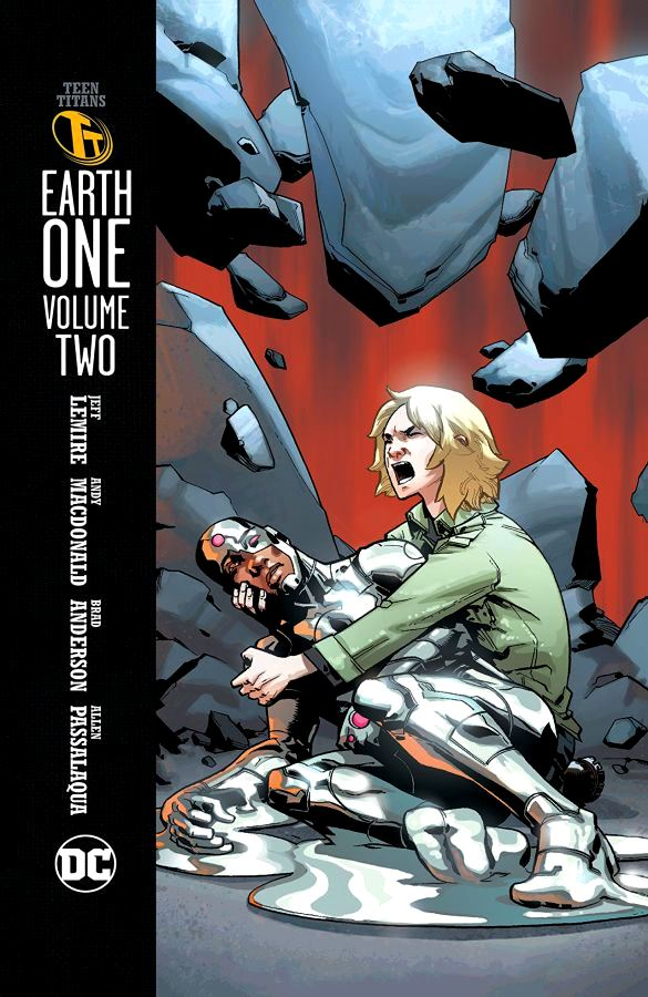 Teen Titans Earth One Volume 2