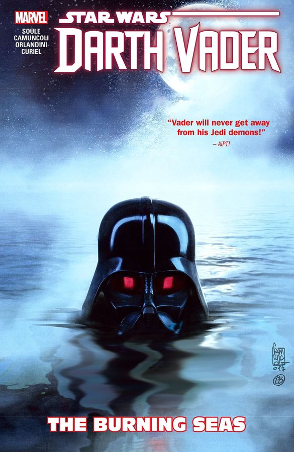 Star Wars - Darth Vader (2017) Dark Lord of the Sith Volume 3: The Burning Seas