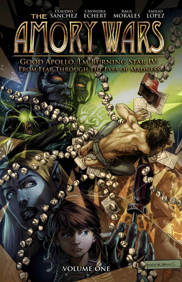 Amory Wars Good Apollo Volume 1