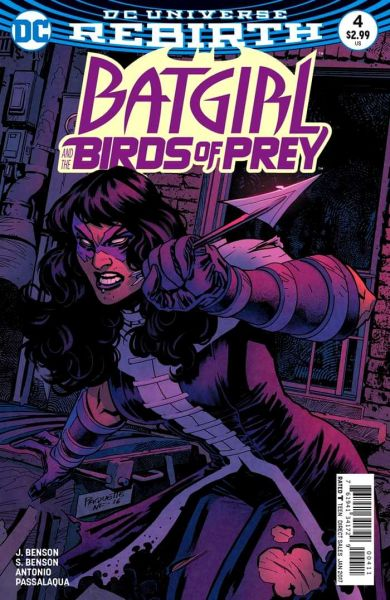 Batgirl and the Birds of Prey #04 (DC Universe Rebirth)