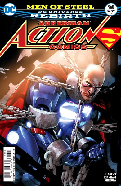 Action Comics (DC Universe Rebirth) #968