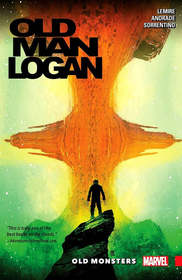 Wolverine - Old Man Logan Volume 04: Old Monsters