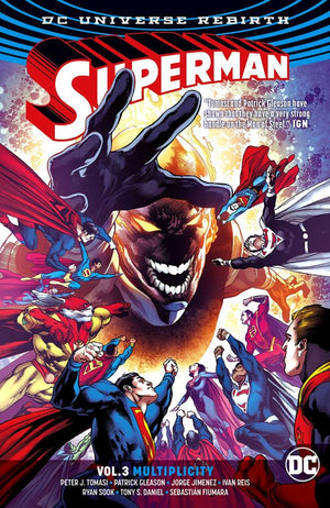 Superman (DC Universe Rebirth) Volume 3: Multiplicity