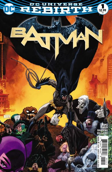 Batman #01 V (DC Universe Rebirth)