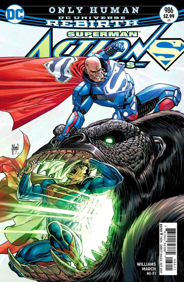 Action Comics (DC Universe Rebirth) #986