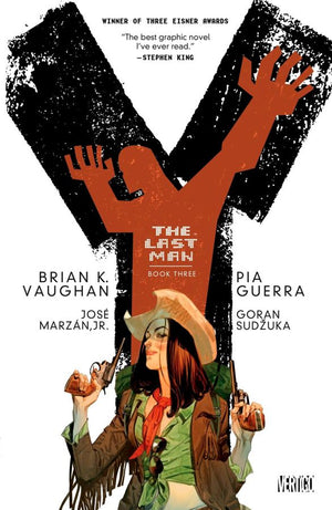 Y: The Last Man Book 3