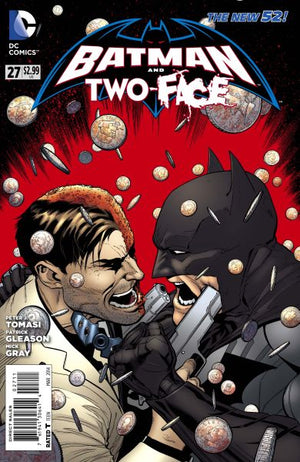 Batman and Two-Face (The New 52) #27