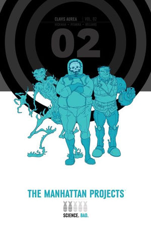 Manhattan Projects Book 2 HC