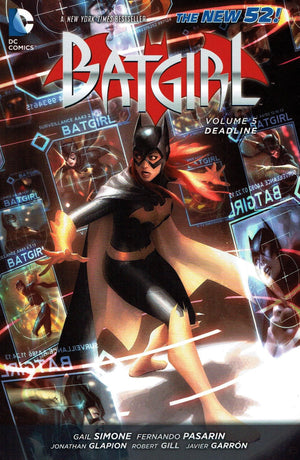 Batgirl (The New 52) Volume 5: Deadline