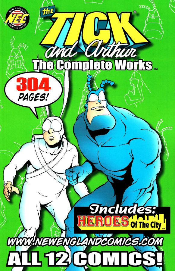 Tick and Arthur - The Complete Works