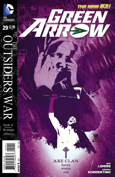 Green Arrow (The New 52) #29