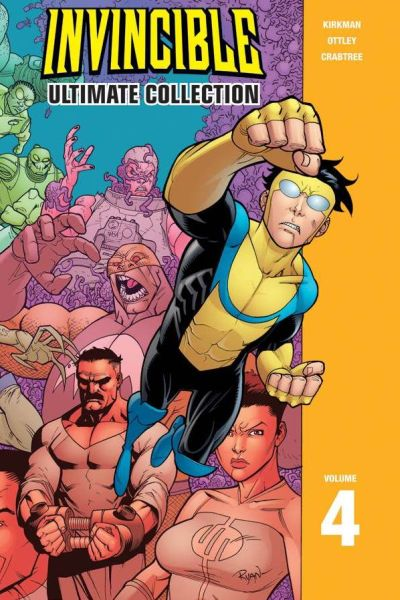 Invincible - Ultimate Collection Volume 04 HC
