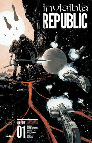 Invisible Republic (2015) Volume 1