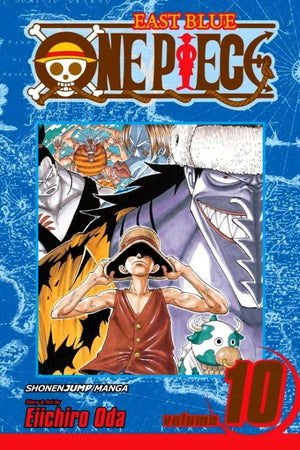 One Piece Volume 10