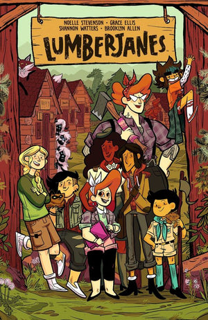 Lumberjanes Volume 09: On a Roll