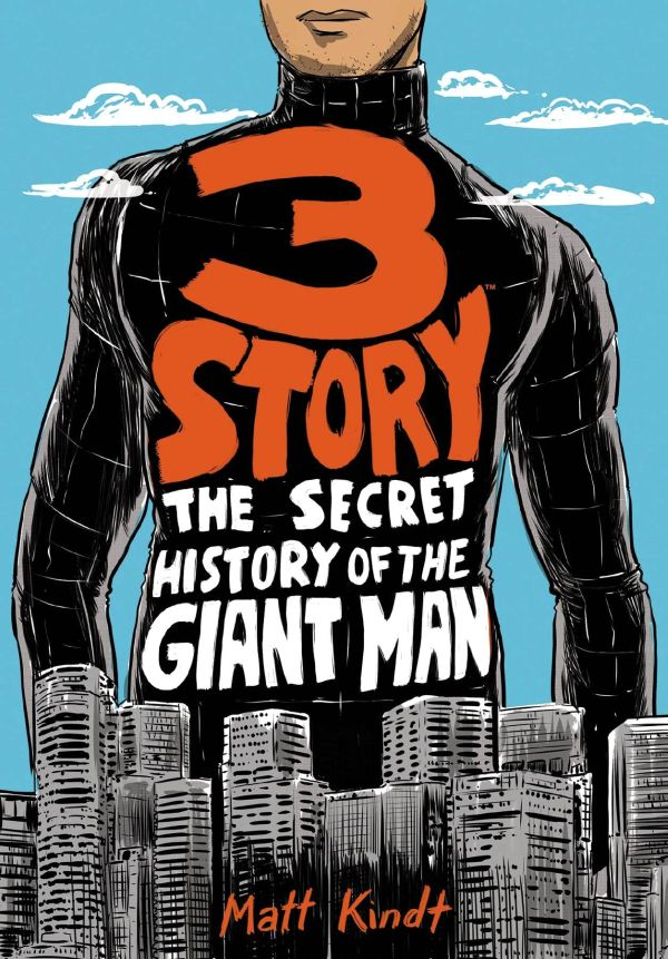 3 Story: The Secret History of Giant Man
