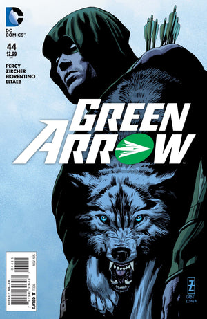 Green Arrow (The New 52) #44