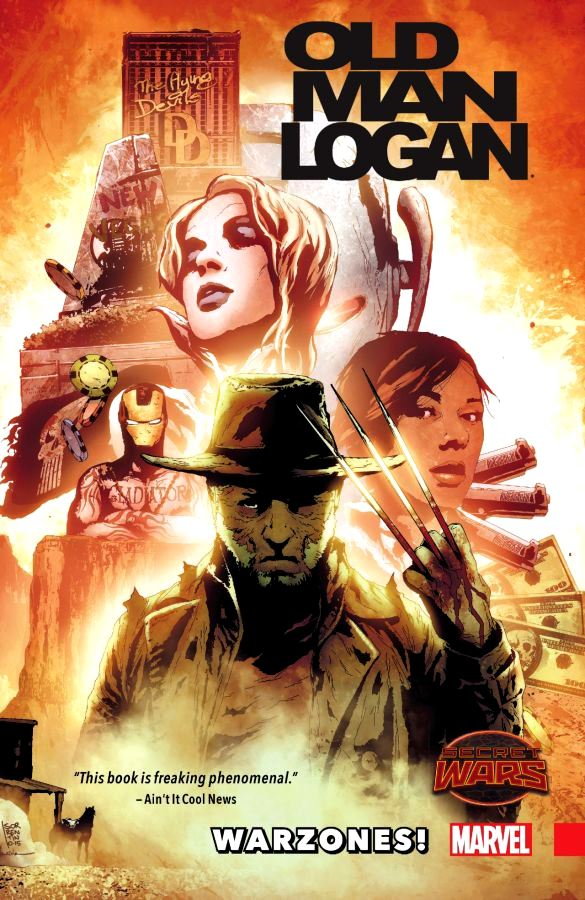 Wolverine - Old Man Logan Volume 0: Warzones!