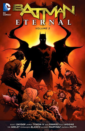 Batman Eternal (The New 52) Volume 3