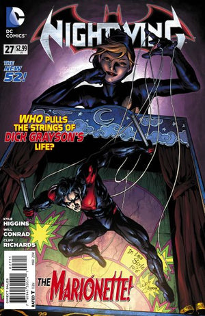 Nightwing (The New 52) #27