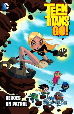 Teen Titans Go! Heroes on Patrol