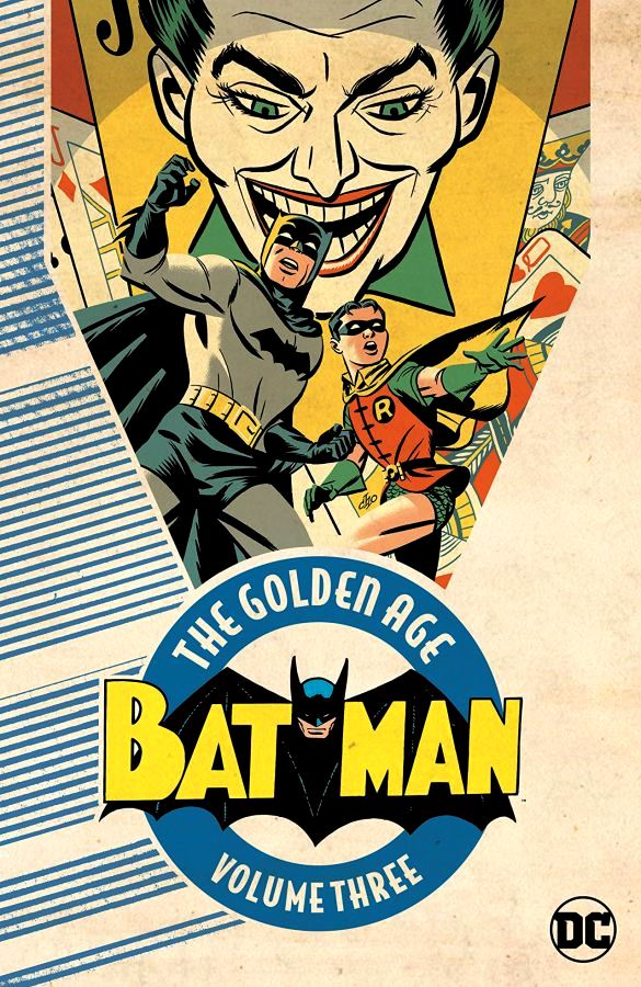 Batman: The Golden Age Volume 3