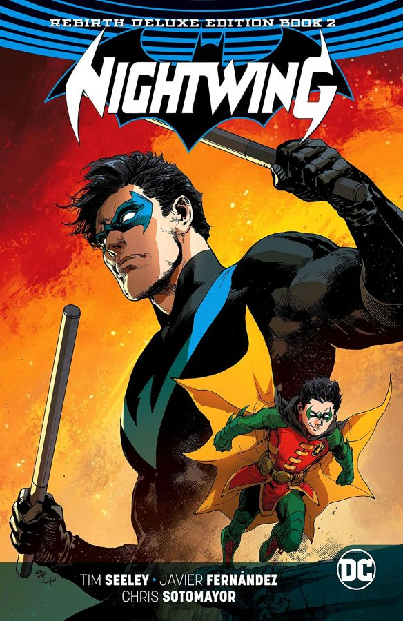 Nightwing - The Rebirth Deluxe Edition Book 2 HC