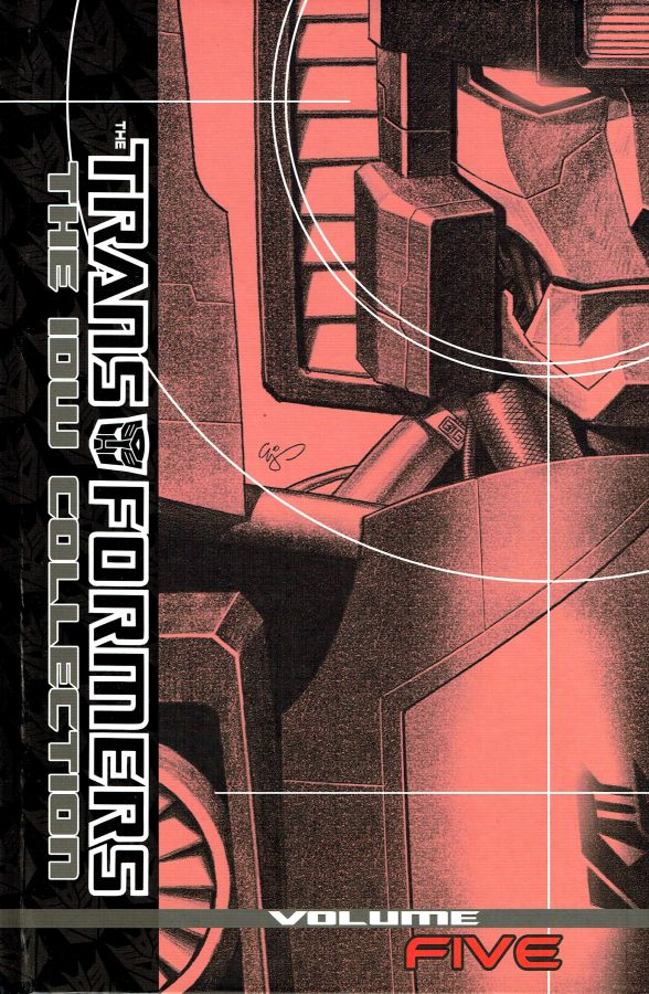 Transformers: The IDW Collection Volume 5 HC