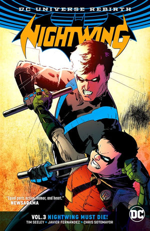 Nightwing (DC Universe Rebirth) Volume 3: Nightwing Must Die!