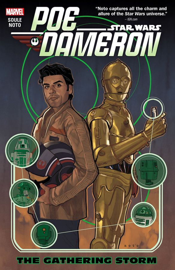 Star Wars: Poe Dameron (2016) Volume 2 - The Gathering Storm