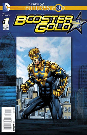 Futures End Booster Gold 3D Cover