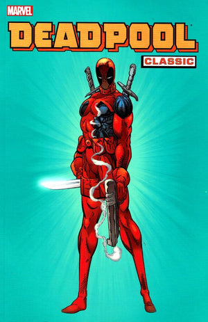 Deadpool Classic Volume 01