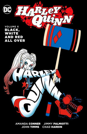 Harley Quinn (The New 52) Volume 6: Black, White and Red all Over