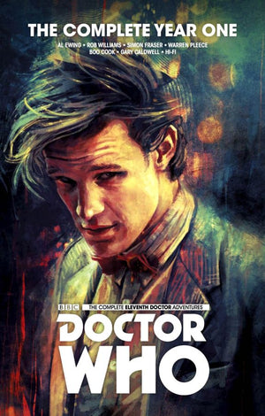 Doctor Who: The Eleventh Doctor - The Complete Year One HC