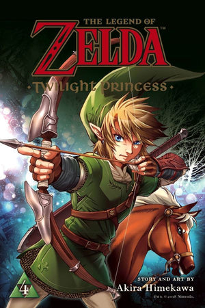 Legend of Zelda: Twilight Princess Volume 4